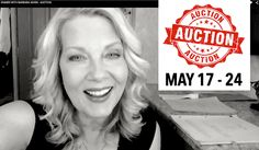 DINNER WITH BARBARA NIVEN - AUCTION NESTING DOLL