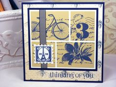 Postage Due BTE by BeckyTE - Cards and Paper Crafts at Splitcoaststampers