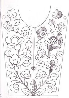 Marvelous Crewel Embroidery Long Short Soft Shading In Colors Ideas. Enchanting Crewel Embroidery Long Short Soft Shading In Colors Ideas. Mexican Embroidery, Hungarian Embroidery, Crewel Embroidery, Hand Embroidery Designs, Ribbon Embroidery, Vintage Embroidery, Cross Stitch Embroidery, Embroidery Patterns, Machine Embroidery