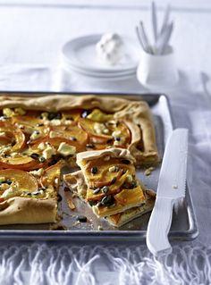 Unser beliebtes Rezept für Kürbis-Crostata und mehr als 55.000 weitere kostenlose Rezepte auf LECKER.de.