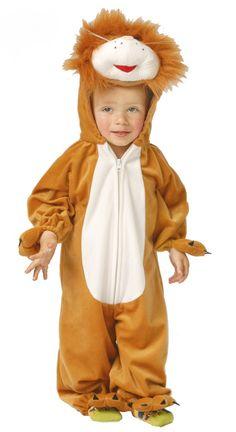 Leeuwenpak kinderen #leeuw #kostuum #carnaval