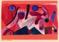 """djinn-gallery: """"Paul Klee """""""