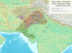 5000 Years of Indian History: Earliest Known Urban Culture of the Indian Subcont...