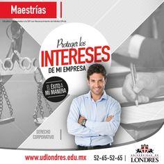 Maestría en Derecho Corporativo