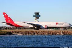V Australia VH-VPF Boeing 777-3ZG/ER