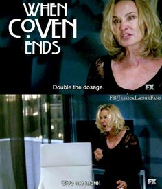 When Coven ends, double the dosage.  GIve me more!  #AHS #Coven