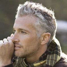 15+ Amazing Hairstyles For Older Men | Men Hairstyles