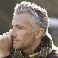 15+ Amazing Hairstyles For Older Men | Men Hairstyles