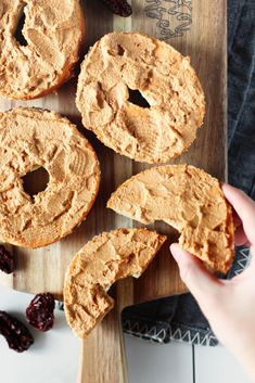 Creamy, smooth, flavorful, vegan sun-dried tomato cream cheese spread perfect for breakfast bagels, toast, or topped on crackers. Homemade vegan cream cheese with simple ingredients that add freshness, depth, and a subtle tang.