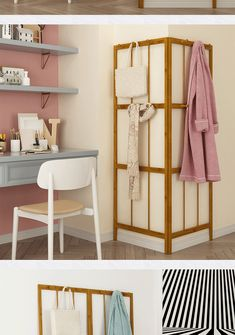 Louis Fashion Coat Racks Solid Wood Fan Combined Landing Folding Wall Clothes Corner Clothes Hanger Bedroom Hanging-in Coat Racks from Furniture on Aliexpress.com | Alibaba Group