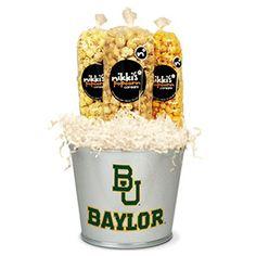 Baylor Popcorn Pail