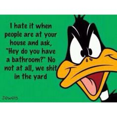 Sassy, Daffy Duck