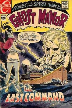 Ghost Manor #17 (Issue)