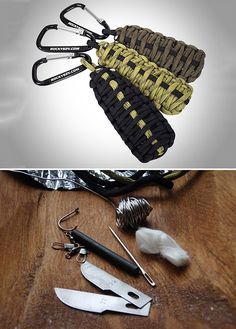 Survival Grenade werd.com | Men's Gear, Gadgets For Guys | Gift Guide For Men - Part 11