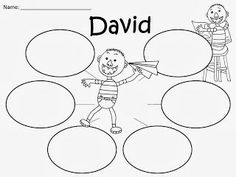 No David! Paper bag PuppetHave fun with this easy and fun craft ...