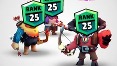 In this video I will show you how I did Rank BO to 25 in Brawl Stars. Gem, Stars, Fictional Characters, Jewels, Sterne, Fantasy Characters, Gemstone, Gemstones, Star