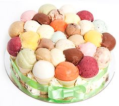 Order Decorated Gelato Cakes Online in Sydney