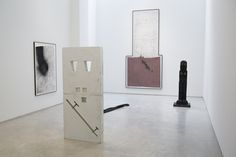In Huma Bhabha's third exhibition at Salon the artist presents new work in both of the gallery's downtown spaces. In each installation, Bhabha draws… Contemporary Art Daily, Art Reference, Salons, Sculptures, Art Gallery, Artist, York, Exhibitions, Continents
