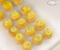 Video ricetta mini delizie al limone