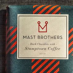 mast bros chocolate logo