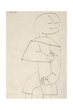 Nein!, 1940 Gicléedruk van Paul Klee