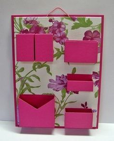 i feel like you could DIY this and put it in your locker and it would be perfect. Cardboard Furniture, Cardboard Crafts, Paper Crafts, Diy And Crafts, Crafts For Kids, Arts And Crafts, Carton Diy, Diy Karton, Diy Box