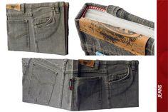 Encadernação Jeans. http://www.encadernacaorj.com.br https://www.facebook.com/qualicopypaper