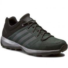 Zapatos adidas - Daroga Plus Lea Cblack/Granit/Cblack Adidas Daroga, Adidas Sneakers, Clarks, Tommy Hilfiger, Trekking, Shoes, Fashion, Adidas Men, Natural Leather