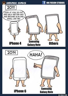 What's YOUR phone of choice?