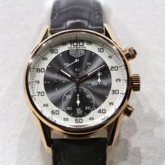 Heuer Mikrograph Anthracite from TAG Heuer at Basel 2012