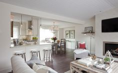 amazing transformation.  great space . love it or list it . jillian harris .