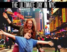 NYC: The Best Things to Do with Kids in Just One Day