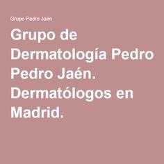 Grupo de Dermatología Pedro Jaén. Dermatólogos en Madrid.Tratamiento recomendado: Fraxel Dual. Técnica no invasiva láser para recuperar elasticidad y uniformidad en la piel del escote (500€)