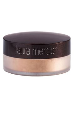 Gives a suble glow..Laura Mercier Mineral Illuminating Powder in candlelight available at #Nordstrom