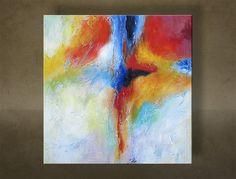 Ručne maľovaný obraz ABSTRAKT 1 dielny   6716FA
