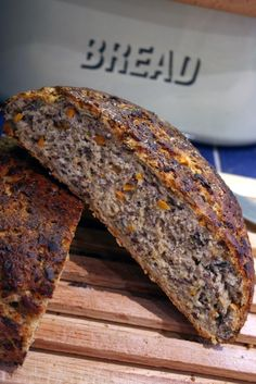 Last year I had a veritable epiphany with regards to baking in general and bread in particular, when I discovered, through a noble gesture of a fellow foodblogger who introduced me to sourdough, that you can make bread at home,...