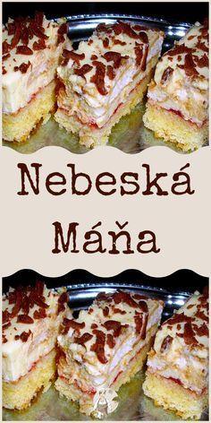Graham Crackers, Czech Desserts, Baking Recipes, Dessert Recipes, Czech Recipes, Mini Cheesecakes, Food Platters, Halloween Cookies, Keto Bread