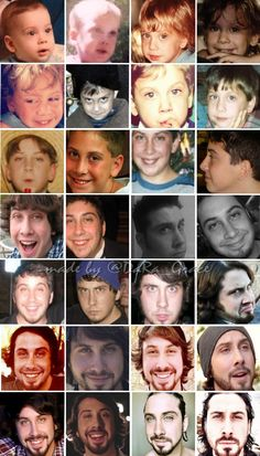 Evolution of Avi - D'AWWWW MY GOODNESS CAN'T HANDLE SO MUCH CAN'T-THINK-OF-SYNONYM-FOR-AVI.