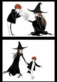 [1/7] Witch