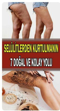 Natural Ways to Get Rid of Cellulite- Selülitlerden Kurtulmanın Doğal Yolları Natural Ways to Get Rid of Cellulite - Feet Care, Cellulite, Beauty Hacks, Skin Care, Health, Tips, Nature, Masks, Fitness