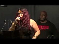 TC ECKSTEIN VOCALESE  IT'S LOVE  THEM THERE EYES  LIVE @ THE BING