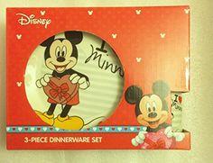 Disney Mickey Mouse I Love Minnie 3-Piece Dinnerware Set Disney http://www.amazon.com/dp/B01C222X4O/ref=cm_sw_r_pi_dp_JDf1wb1M3J6XR