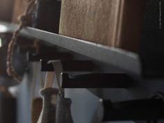FALSTERBO vägglist med krokar. Lackat stål.