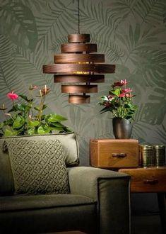 Botanisch • Hanglamp • De Ruijtermeubel Een natuurlijk plaatje. Echt iets voor de #woonstijl #botanisch. Zowel de kleuren als de #verlichting is in natuurtinten en natuurlijke materialen. Uiteraard kan je deze stijl goed combineren met andere stijlen. Bijvoorbeeld als dit gecombineerd wordt met industrieel zal het die stijl veel meer warmte geven. Mis je dus wat warmte in je interieur probeer iets van deze botanische stijl toe te passen. #deruijtermeubel