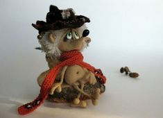 Викторина-онлайн. Угадай руку мастера. 16. Ёж Ломтик Teddy Bear, Christmas Ornaments, Toys, Holiday Decor, Cute, Animals, Hedgehogs, Image, Google