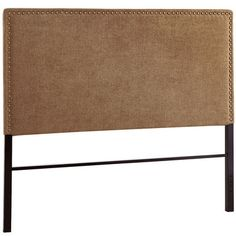 Clarke Headboards - Walnut - Pier one