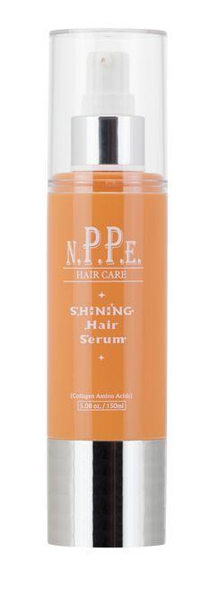 Shining Hair Serum. Nanotecnologia e Quitosana, uso diário. Reestrutura cabelos extremamente danificados. Organicos no SALONE