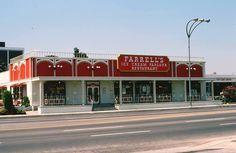 FARRELL'S ICE CREAM PARLOUR VAN NUYS BLVD VAN NUYS 1978.