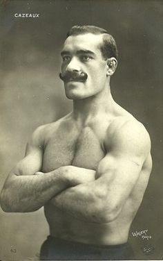 A stunning moustache and granite jaw, top dapper marks there ol boy.