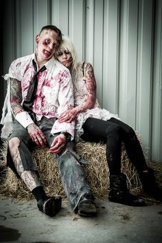 Trash The Dress Zombie Style Trash The Dress Pinterest